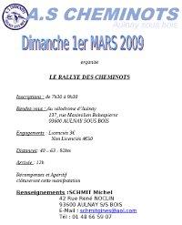 RallyeCheminots2009
