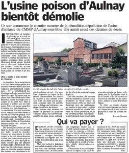 Le Parisien 20090422