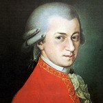 Portrait posthume de Mozart par Barbara Krafft, 1819