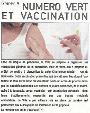 VaccinationGripeA