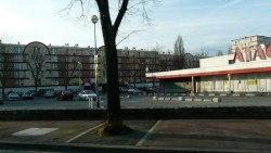 """Supermaché ATAC dans la cité dites des """"mille mille"""". Photo de FiLiPoOo."""