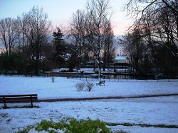 Parc Gainville - Aulnay Libre