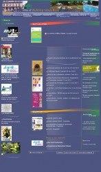 Page d'acceuil du site http://aulnaysousbois.com