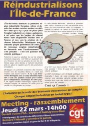 tract PSA aulnay