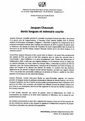 Communiqué du secrétaire départemental du PCF du 11/12/12