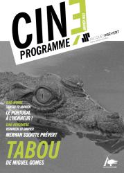 programme cine janvier