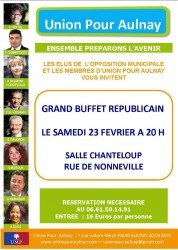 tract simple buffet 23 fevrier