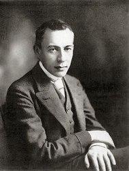 Sergueï Rachmaninov vers 1900