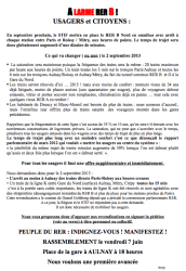 tract alarme rerb