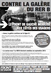 tract front gauche rer b