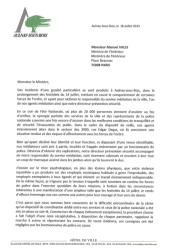 lettre GS