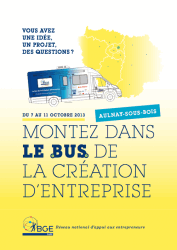 bus creation entreprise