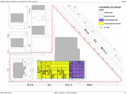 Mitry-Ambourget : plan général des travaux