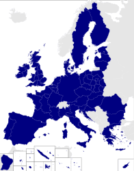 circonscriptions electorales europeennes