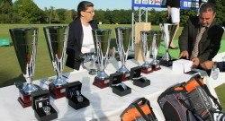 Les prix du tournoi dont les montres