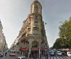 Siège du CMMP à Paris