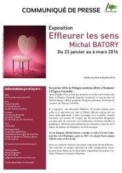 thumbnail of Exposition__Effleurer_les_sens_Michal_Batory_