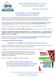 thumbnail of comment la cftc defend les agents de la ville