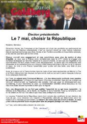 thumbnail of Lettre du député Daniel Goldberg-min