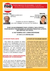 thumbnail of premier tract candidatures POID 10e circonscription – 11 juin 2017-min