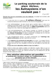 thumbnail of Contre le parking souterrain(1)