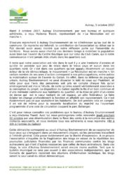thumbnail of Communiqué réunion avec Hadama Traoré 2.docx