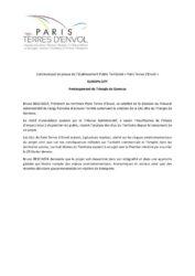 thumbnail of Communiqué de presse – EUROPA CITY