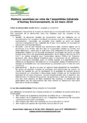 thumbnail of MOTIONS1 Votées par l'AG d'AE 2018