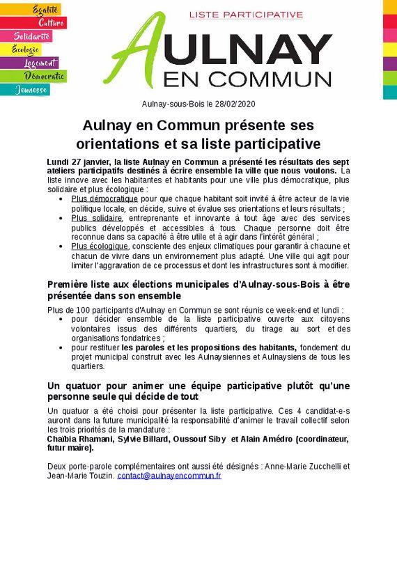 thumbnail of COMMUNIQUE du 28-01-2020-Aulnay-en-commun