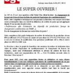thumbnail of LE SUPER OUVRIER 06 07 2021