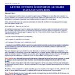 thumbnail of Lettre ouverte refus de vaccination